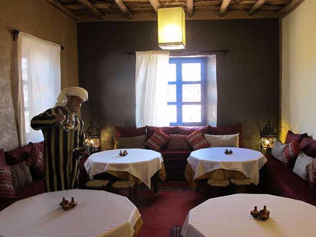 Salon hotel kanz erremal desert
