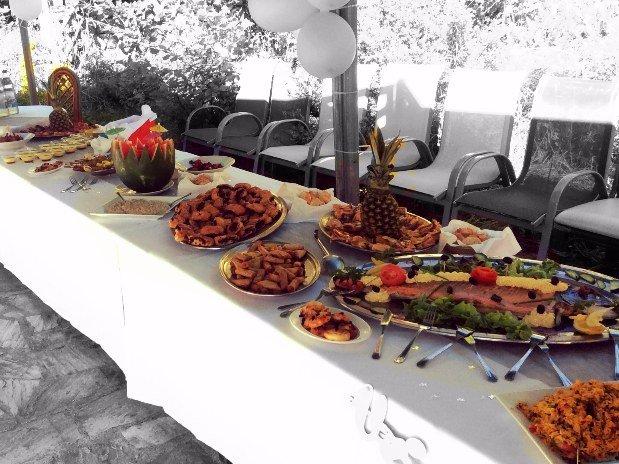 buffet mariage - restaurant maison monsieur - la chaux de fonds