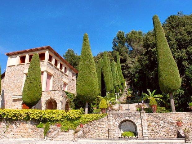 Villa Domergue Cannes FRance