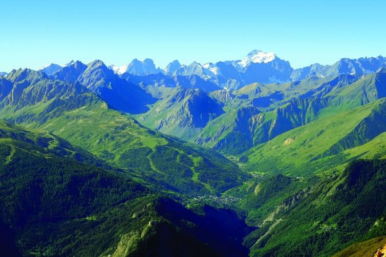 Atteignez le Col du Galibier depuis Valloire