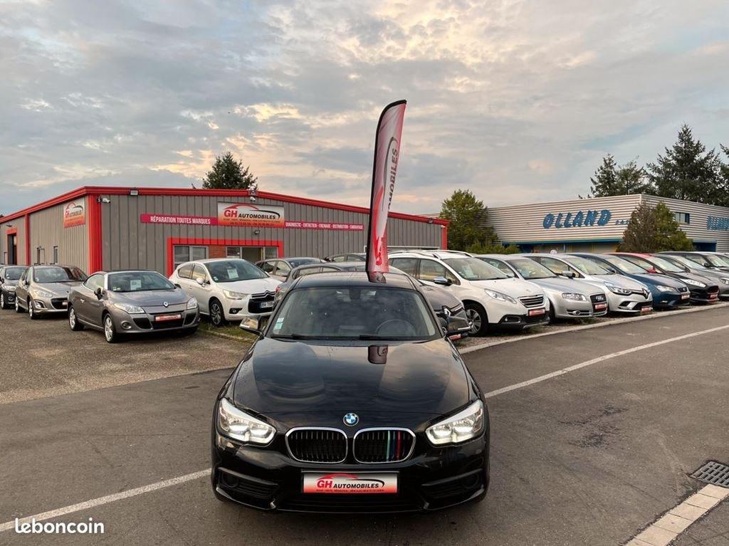 BMW Série 1 F20 114D 1.5D 95CV