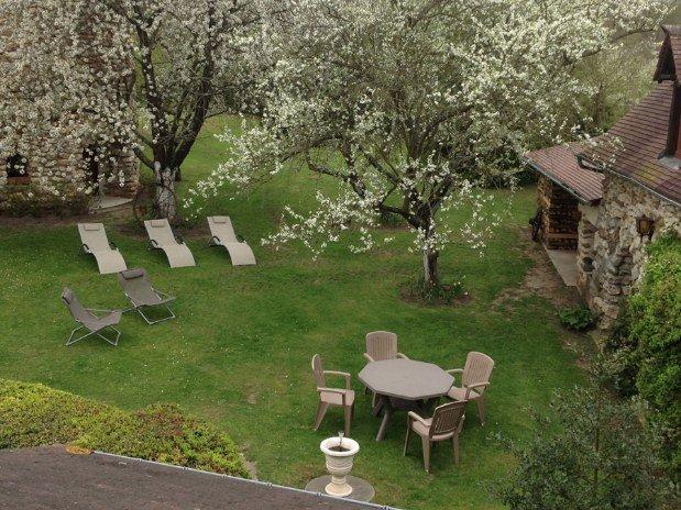 Jardin Les Grandes Vignes