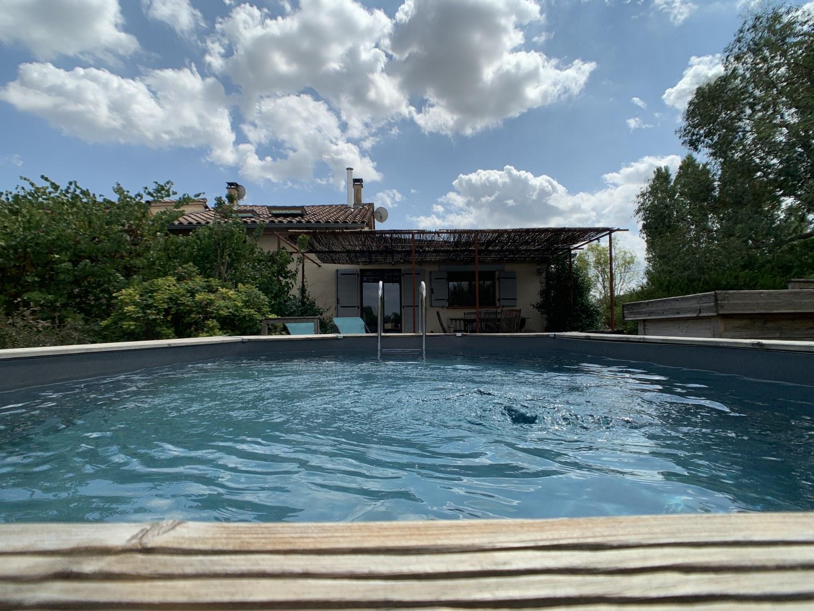piscine oasis rasant