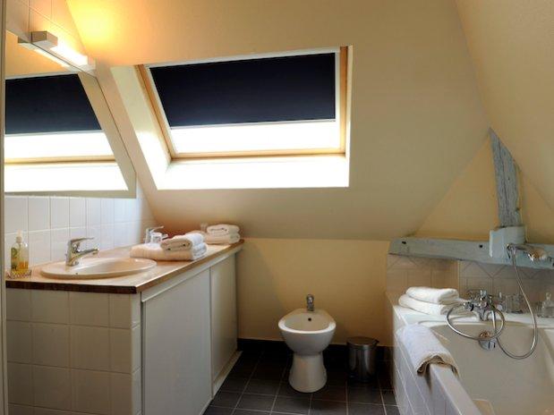 salle de bains suite Beauchots Troyes Champagne