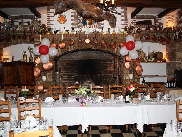 Table d'Honneur - Mariages