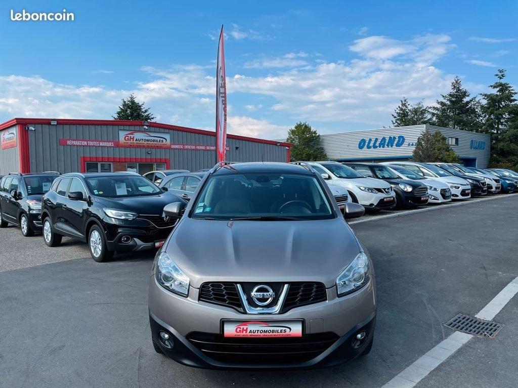 Nissan Qashqai+2 QASHQAI +2 1.5DCI 110CV