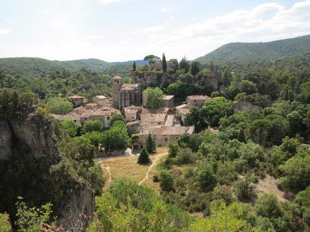 Mourèze Village Hauts Issensac