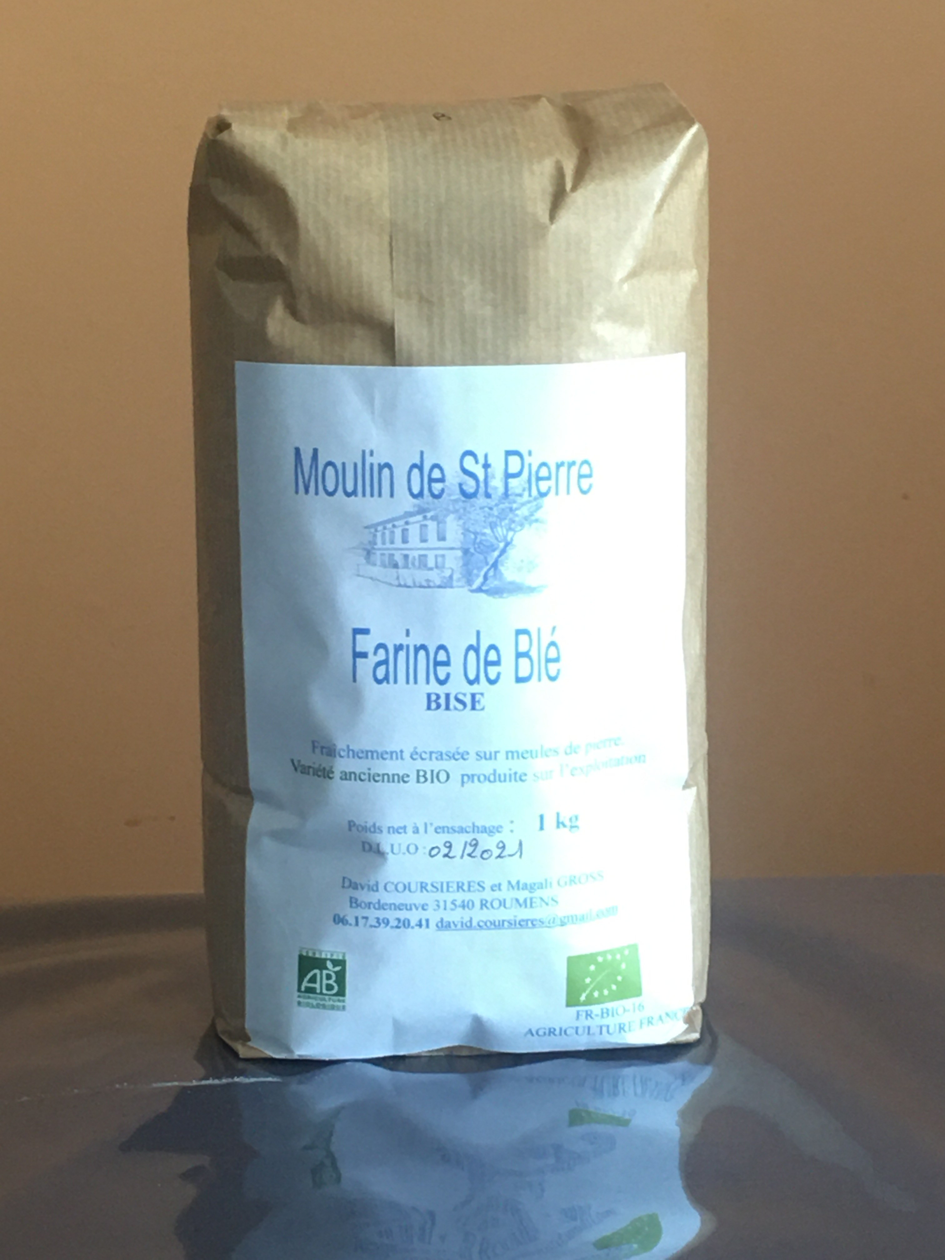 Le Moulin de Saint-Pierre