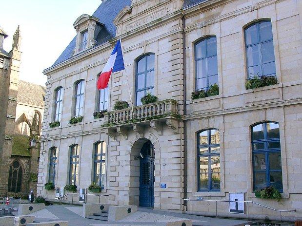 Mairie St Brieuc