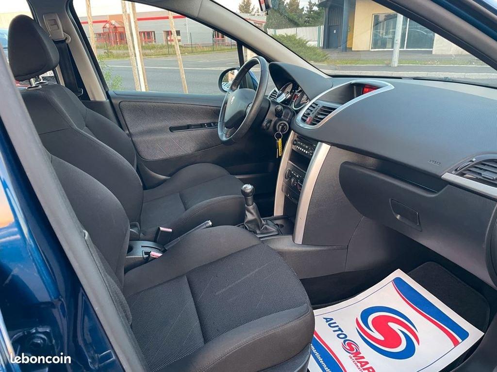 Peugeot 207 1.6HDI 90CV WC9HXC