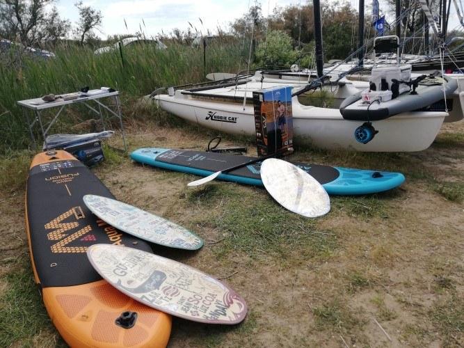 Vente de Stand-up Paddle et d'accessoires Chez Panis Sébastien à Valras-Plage  1.1
