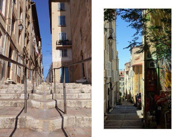 Maison Boa Vue Ruelles Marseille Panier