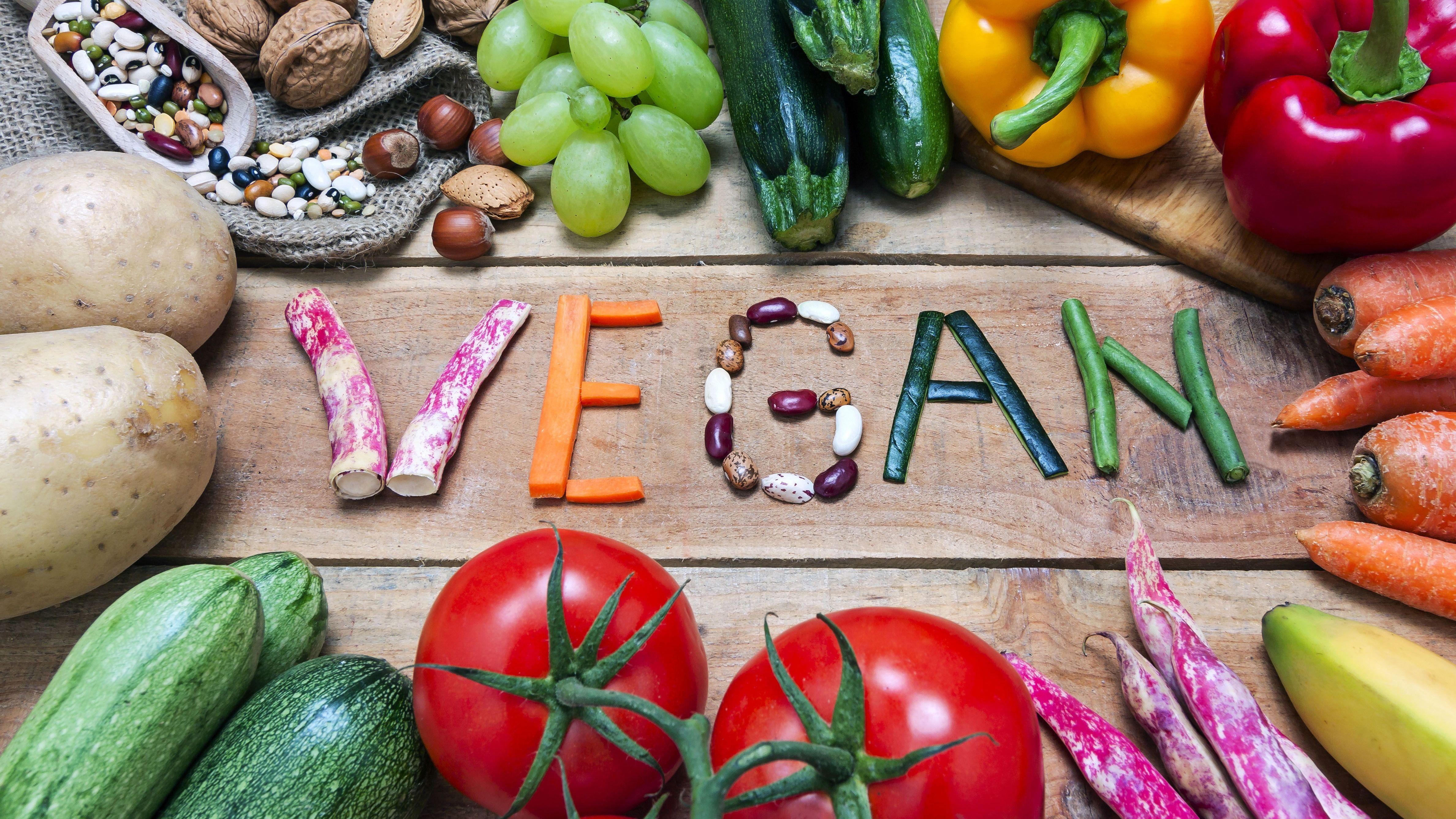Plats vegans