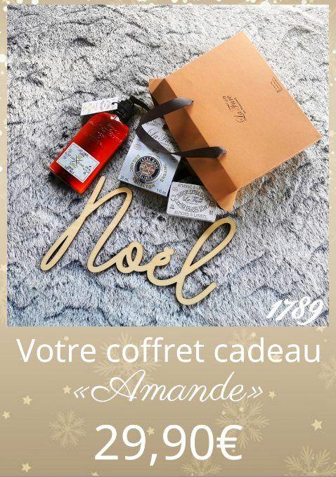 Coffret Amande.