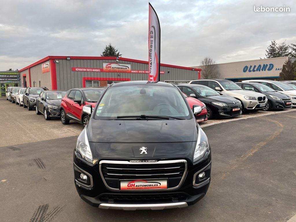 Peugeot 3008 2.0HDI 150CV FÉLINE 0URHE8/1