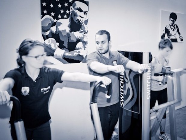 Lady Training VITAform Fitness Club sport Lille