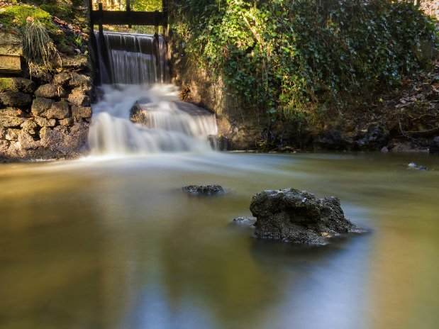 cascade bief moulin Lonceux