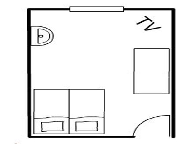 Plan Chambre Familiale
