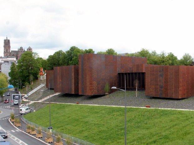 Rodez musée Soulages
