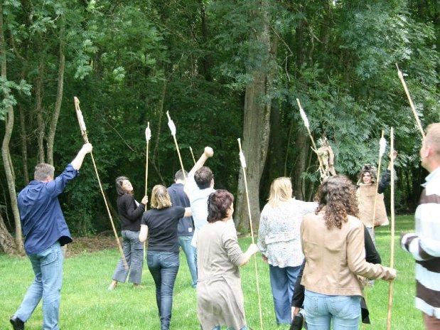 activité jardin préhistoire