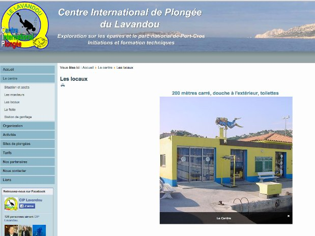 centre international de plongée - le lavandou - hotel anglade
