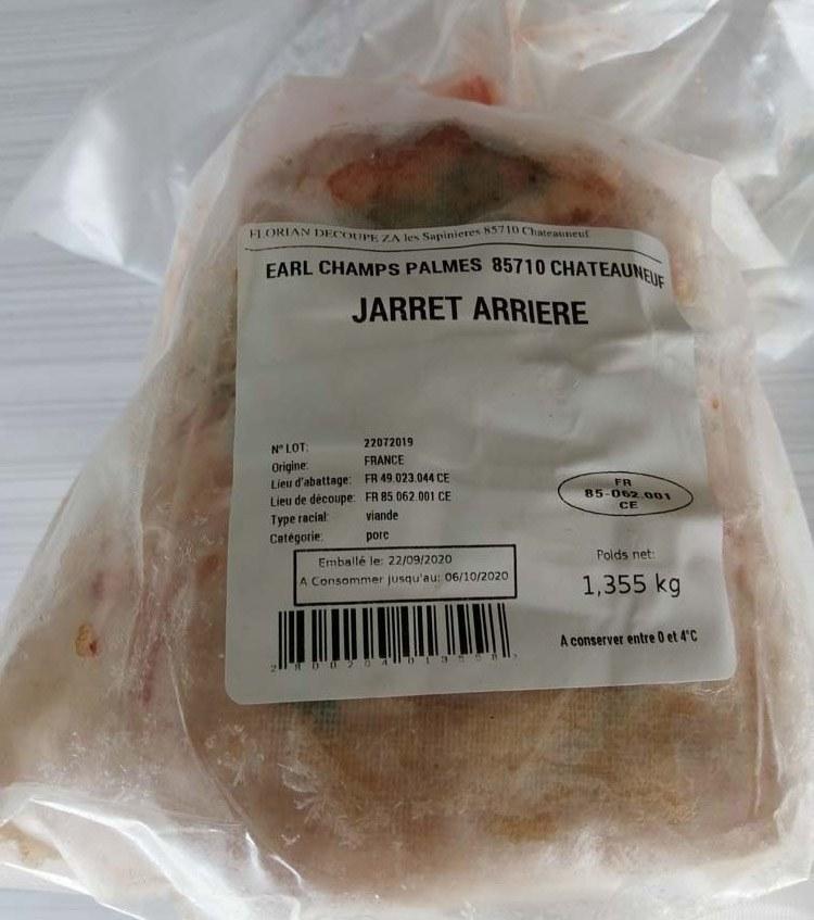 Jarret