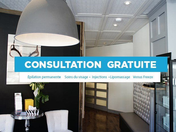 Skins consultation gratuite