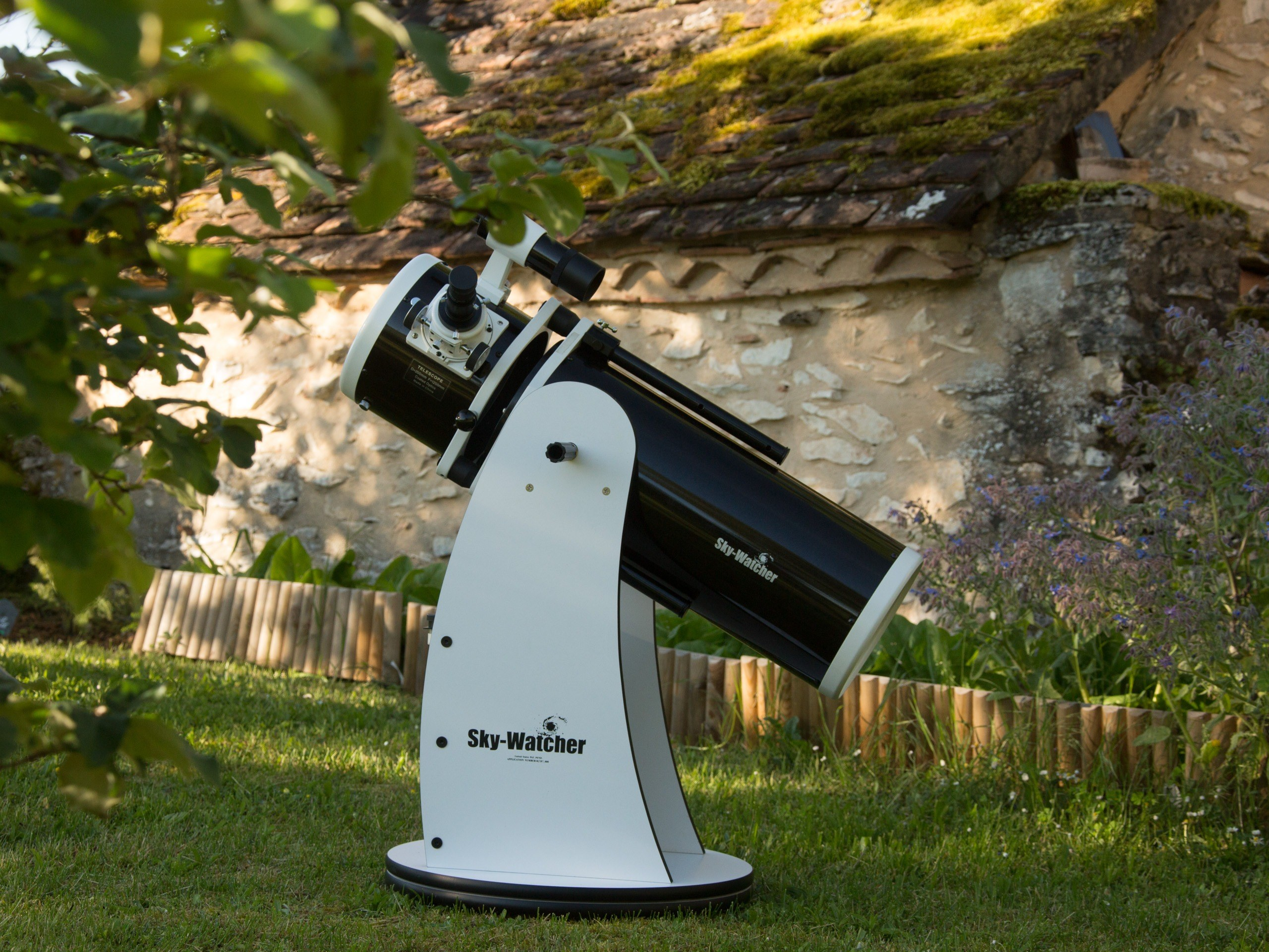observation du ciel étoilé à Bel air