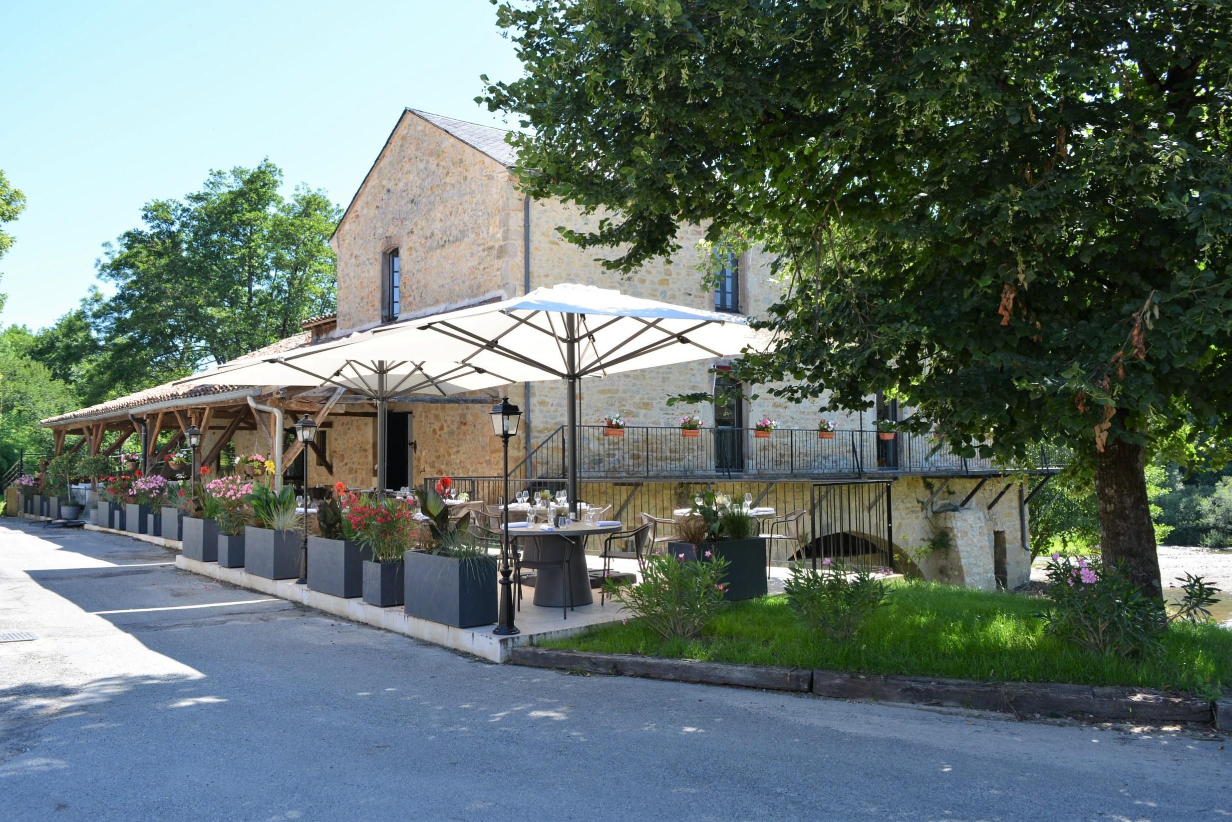 Le Moulin de Varen restaurant