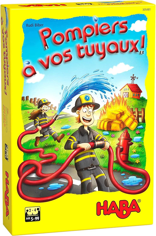 Pompiers à vos tuyaux HABA