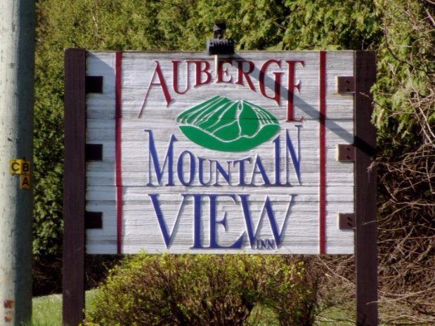 auberge mountain view