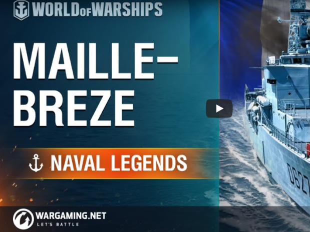 video naval legends
