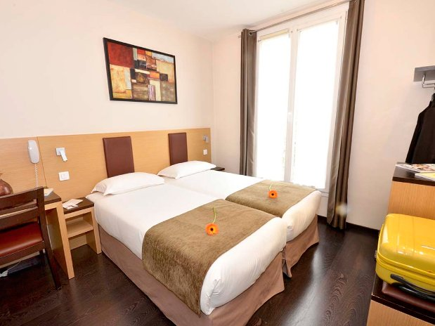 Source hôtel - hôtel familial - 3 étoiles - Paris 17 - Paris 18 - Montmartre - Sacré coeur - pigalle - moulin rouge - stade de france - pas chers