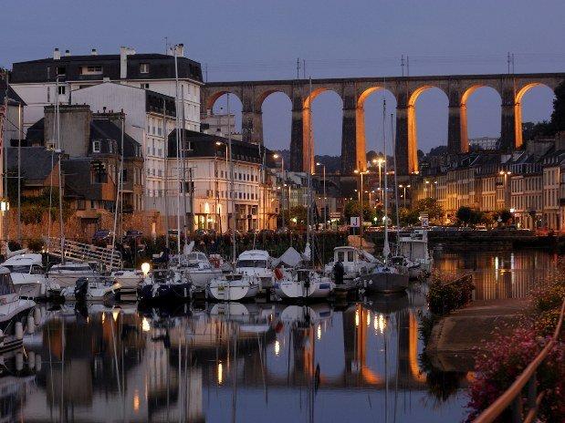 Port-Morlaix-Finistère-Bretagne