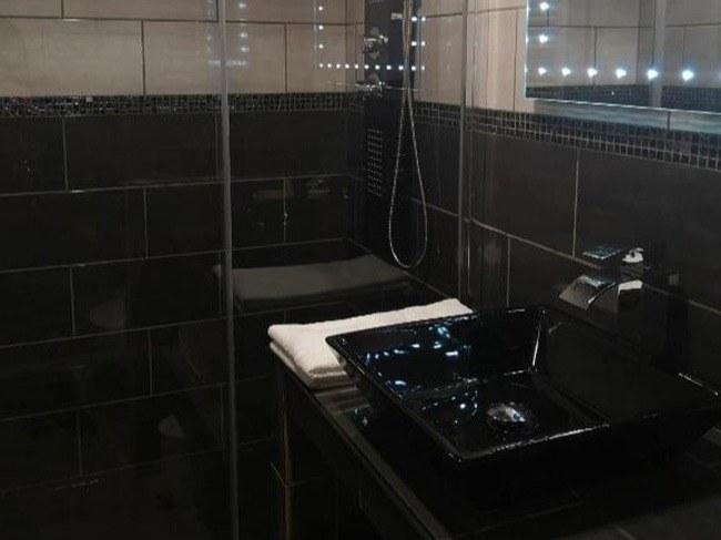 Salle de bai