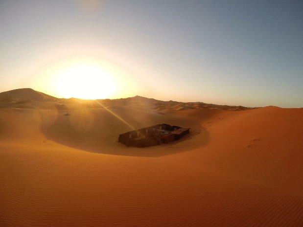 Kahimas Desert Maroc