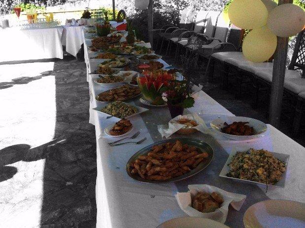 restaurant buffet mariage traiteur maison monsieur - la chaux de fonds