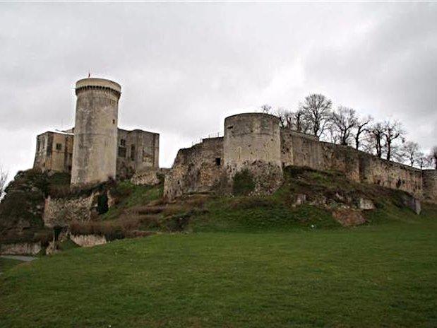 Chateau de Guillaume le Conquérant