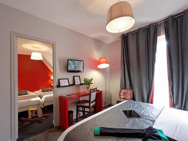 chambre-famille-hotel-roscoff