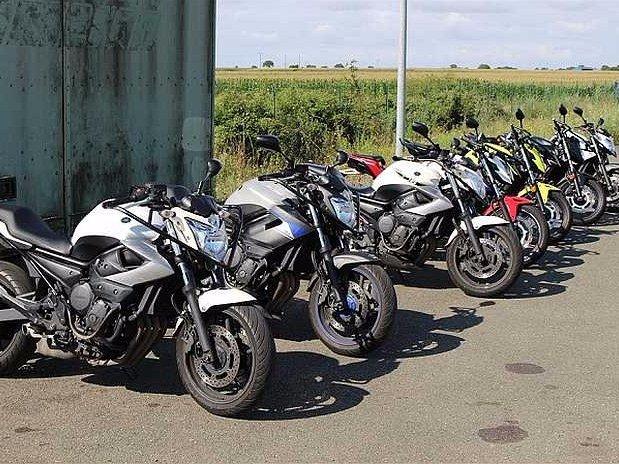 Permis moto - Ecole de conduite Saboliene