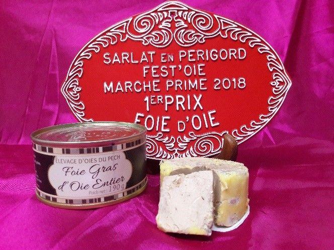 boite foie gras entier