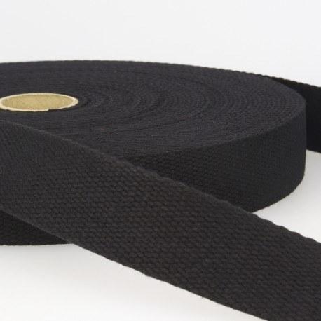 Coton 30 mm noir