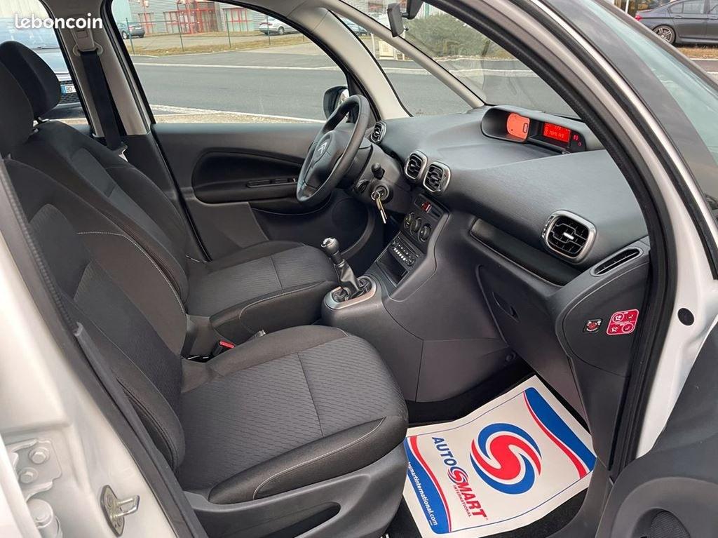 Citroën C3 Picasso 1.4I 95CV SH8FP0