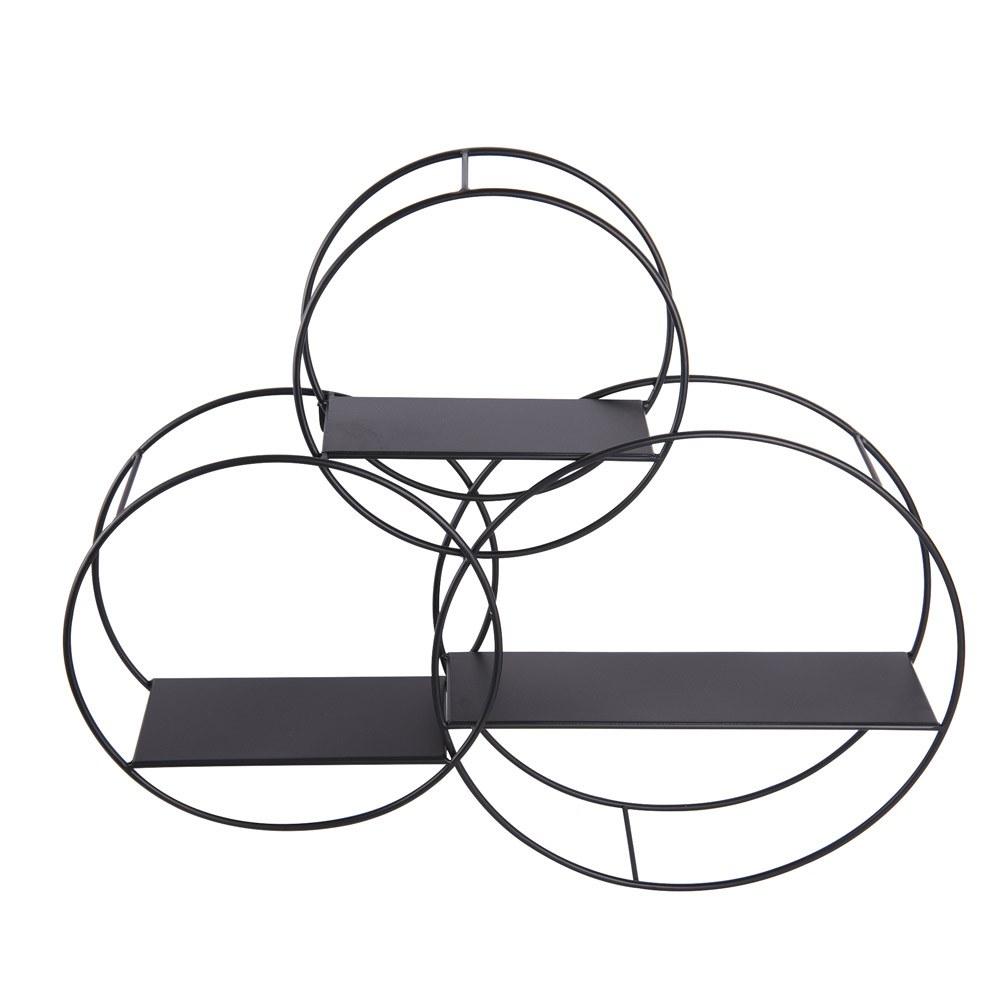 Etagère 3 Ronds de Table et Passion