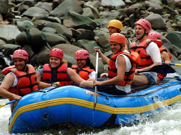 Rafting-gorges du verdon-castellane