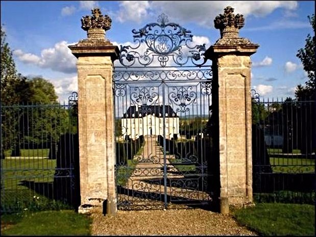 Château et jardins de Vendeuvre