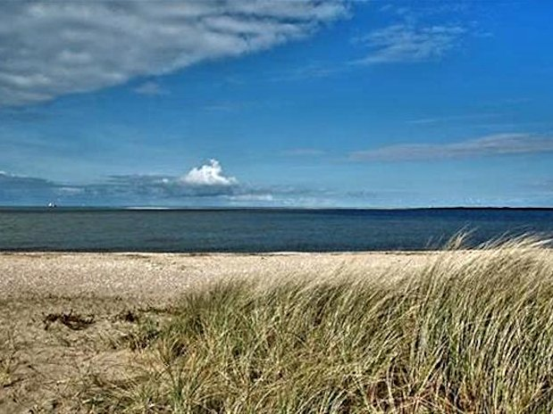 Normandie plages océan