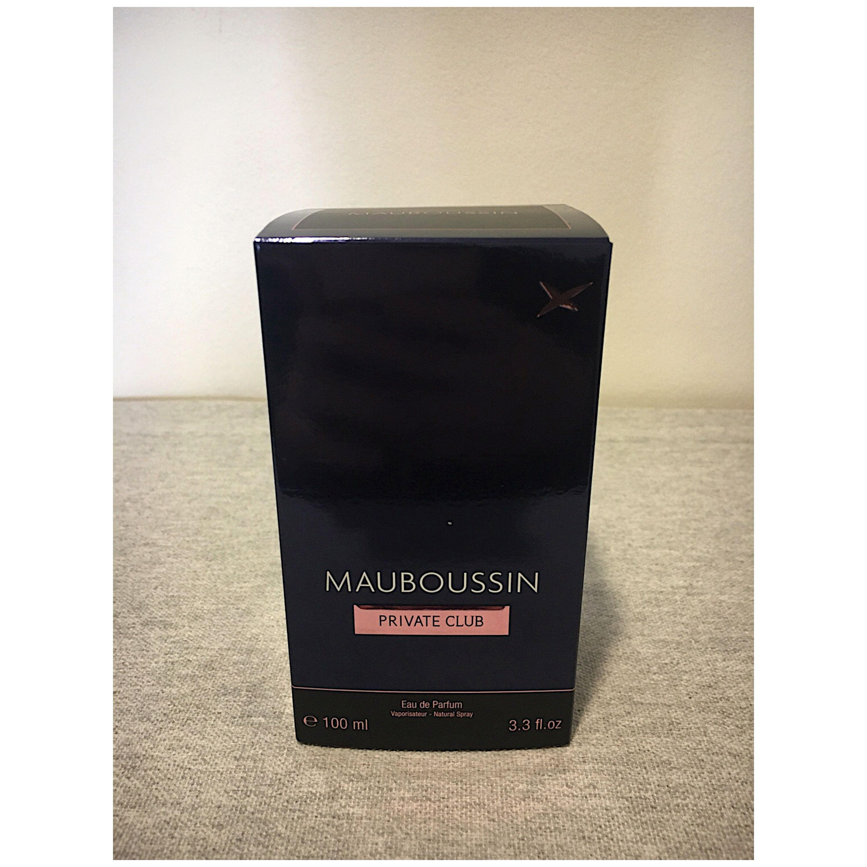 Mauboussin - Private Club eau de parfum 100ml