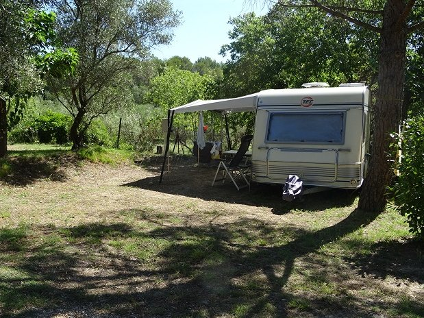 camping l'olivier-conditions de réservation-nimes-sommieres