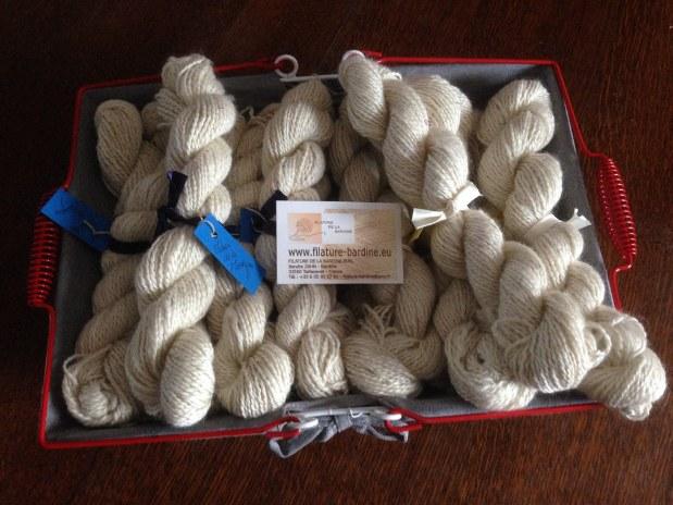laine de Chambord